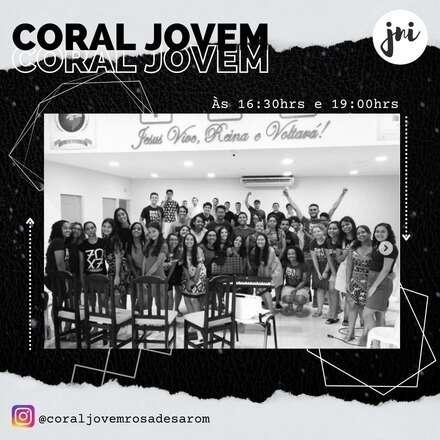 Especial - Coral Jovem INB - 16:30h