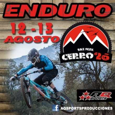Enduro Bike Park cerro 26  By AQsports