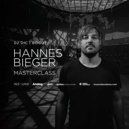Hannes Bieger Master Class