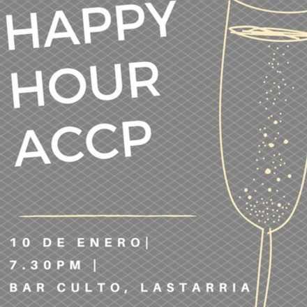 Happy Hour ACCP