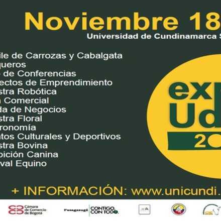 Cabalgata inaugural ExpoUdec 2013