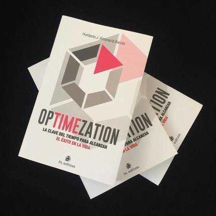 Presentación Libro OPTIMEZATION Concepción