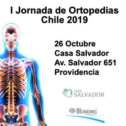 I Jornada de Ortopedias Chile 2019
