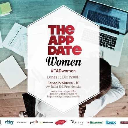 The App Date Women - Dic 15