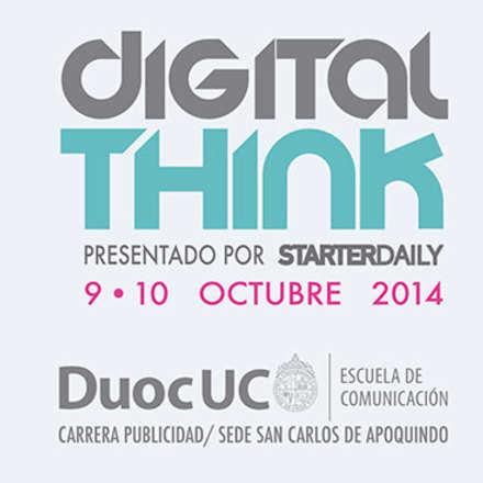 Digital Think Duoc 2014