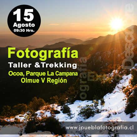 Taller Fotografía Outdoors    Fotografía & Trekking