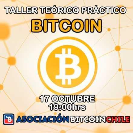 Bitcoin Workshop [Octubre]