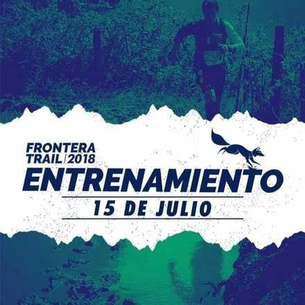 Entrenamiento Frontera Trail 2018