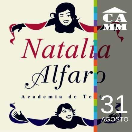 Gala Academia de Teatro Natalia Alfaro