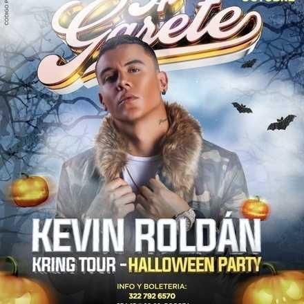 "KEVIN ROLDAN ""KRING TOUR"""