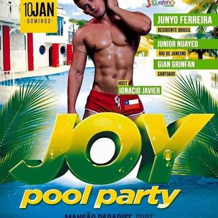 JOY POOL PARTY CHILE