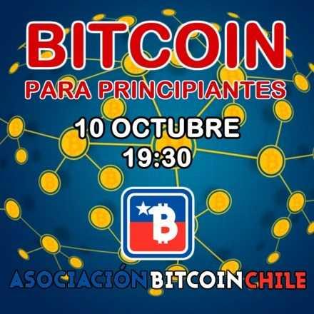 Bitcoin para principiantes [Octubre]
