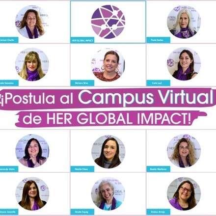 Campus Virtual HER GLOBAL IMPACT