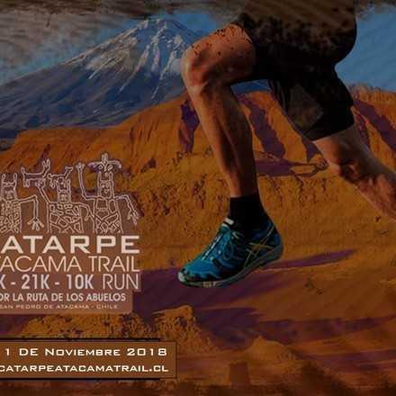 Catarpe Atacama Trail Running 2018