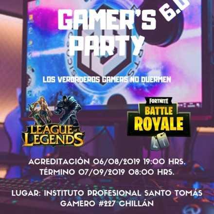 GamersPartychillan2019
