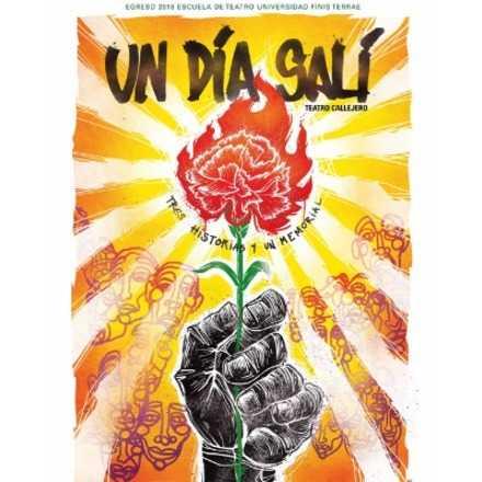 UN DÍA SALÍ - Egreso Escuela de Teatro, Universidad Finis Terrae
