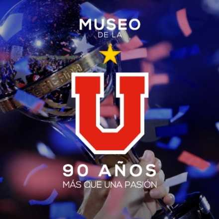 Museo 90 años Club Universidad de Chile