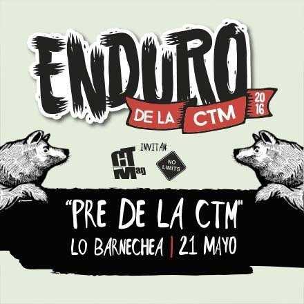 Enduro Pre De La CTM