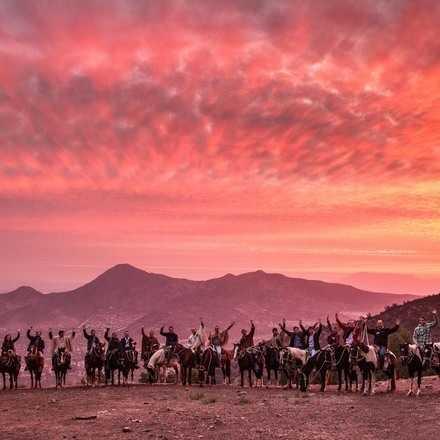 RKF Experience by Volvo: Vegas del Cerro Carpa