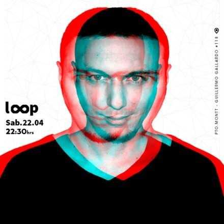 LOOP Sab.22-04 Sergio del Sol en BPMbarmusic