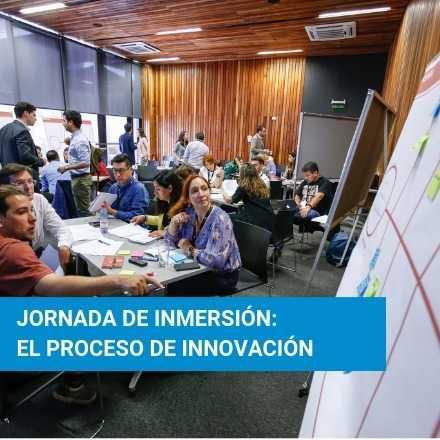 Jornada de Inmersión: El proceso de Innovación