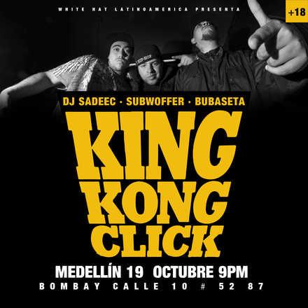 King Kong Click en Medellin