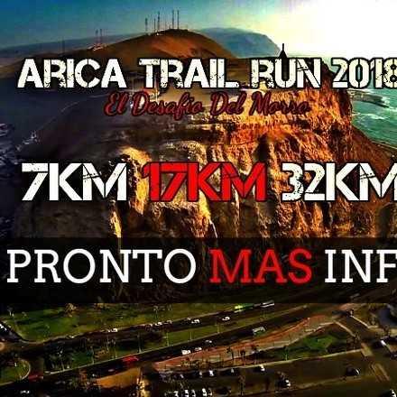 """Arica Trail Run """"El desafio del morro"""""""