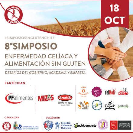 8° Simposio Enfermedad Celíaca y Alimentación Sin Gluten