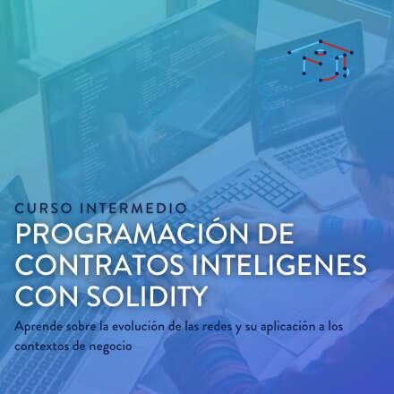 Programación de Contratos Inteligentes con Solidity - 1° versión