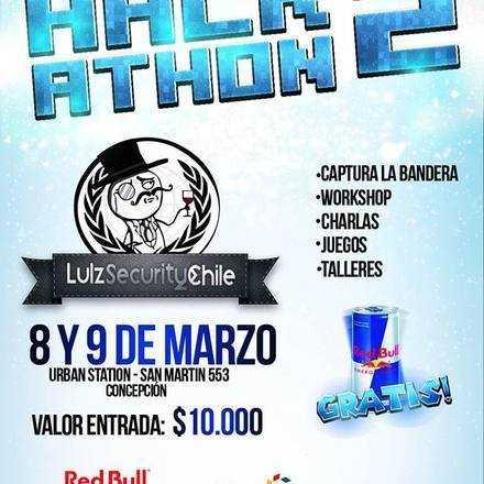 Hackathon Lulz Security Chile | Concepcion 2014