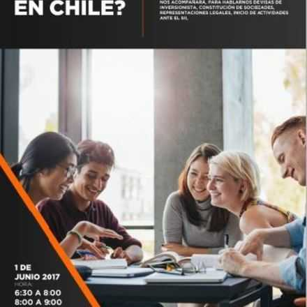 Emprender en Chile si soy extranjero, aspectos legales