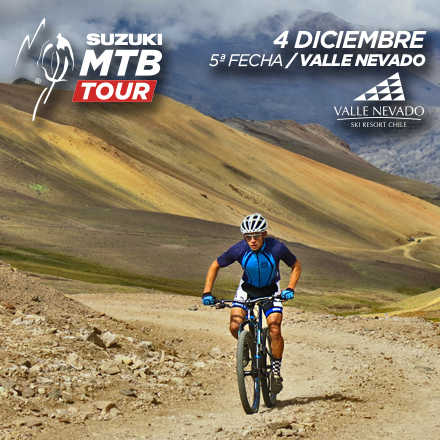 Suzuki Mountain Bike Tour 5ª Fecha 2016