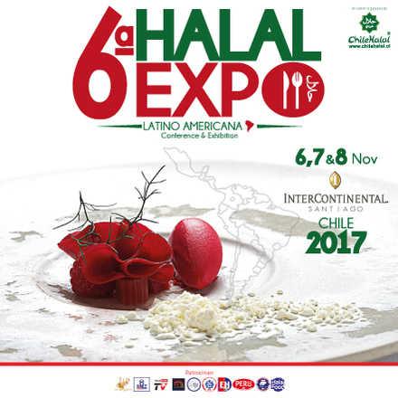 6° Halal Expo Latino Americana
