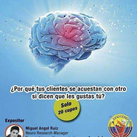 """Taller de Neuromarketing: """"Descubriendo el cerebro del consumidor"""""""