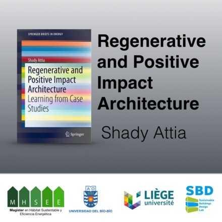 Lanzamiento libro: Regenerative and Positive Impact Architecture