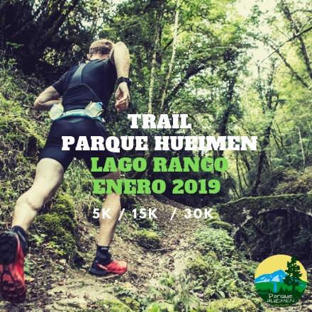 Desafío Trail Parque Hueimen 2019