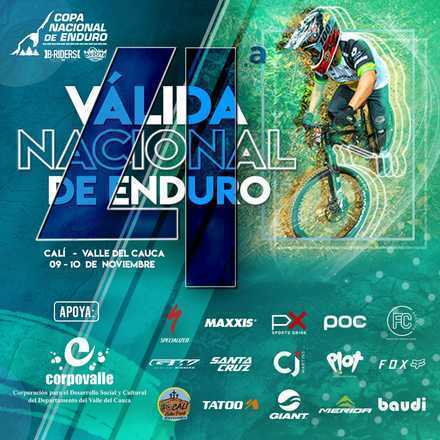 Gran Final Copa Nacional de Enduro Colombia 2019