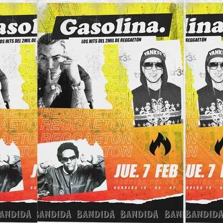 G A S O L I N A : Clásicos de reggaetón