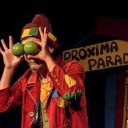 "Teatro ""Hacia la próxima parada"" 25.01.20"