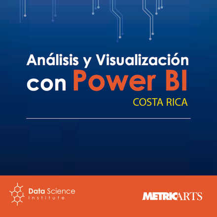 Análisis y Visualización con Power BI - Costa Rica  - Abril 2019