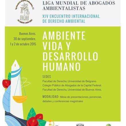 XIV ENCUENTRO INTERNACIONAL DE DERECHO AMBIENTAL