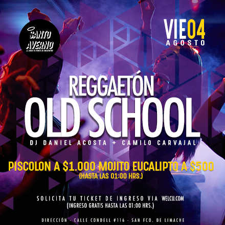 Santo Averno / Reggaeton Old School