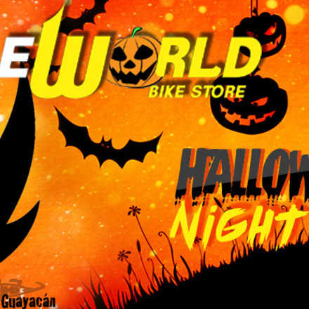 Cycle World Halloween Night Race
