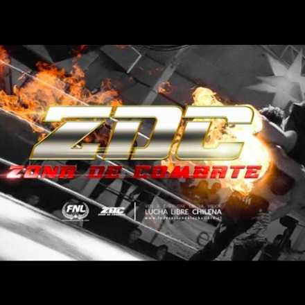 Zona De Combate lucha libre / 24 de abril.
