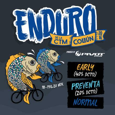 """Enduro de la CTM """"Colbún"""""""
