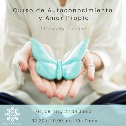 Curso de Autoconocimiento y Amor Propio, 11ª versión.