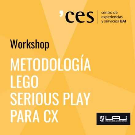 Workshop Lego Serious Play  CES - UAI