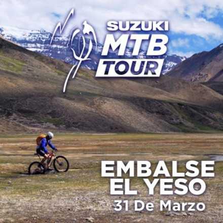 Mountain Bike Tour 1era fecha 2019, Embalse del Yeso