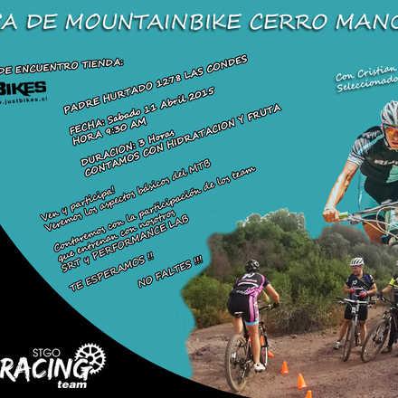 Clinica de Mountainbike Cerro Manquehue