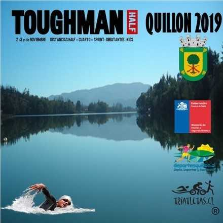 TOUGHMAN   HALF SERIES  TRIATLON QUILLON  2019